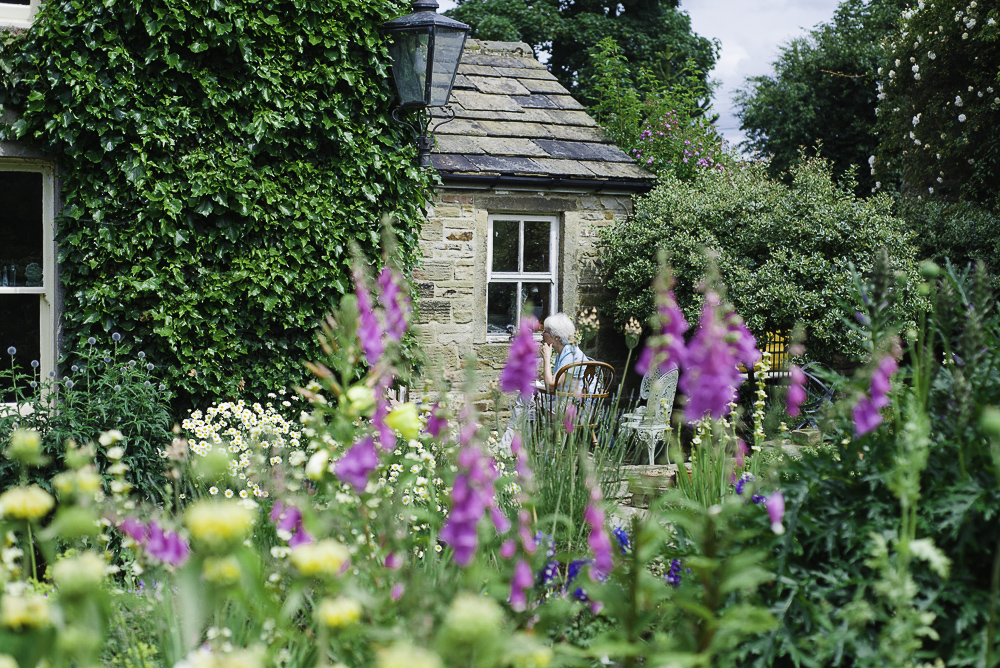 Open Gardens At The Yorkshire Dales Flower Company